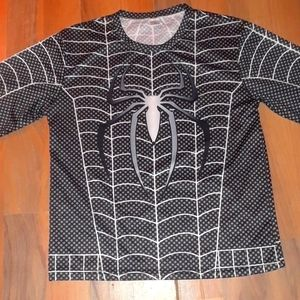 Spiders Long Sleeve ... Size Youth XXL